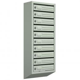 Ящик почтовый ЯП-10 (серый)