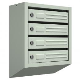 Ящик почтовый ЯП-4 (серый)