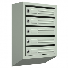 Ящик почтовый ЯП-5 (серый)