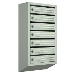 Ящик почтовый ЯП-7 (серый)