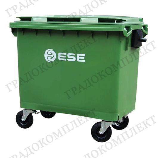 Евроконтейнер пластиковый 770 л ESE