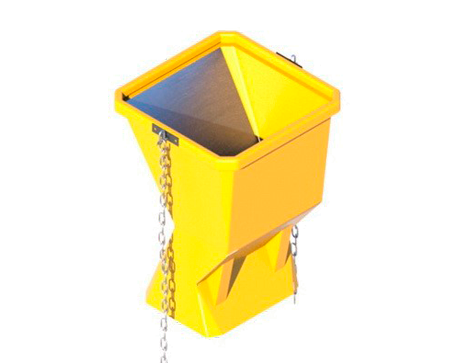 Гасители скорости для мусоросброса