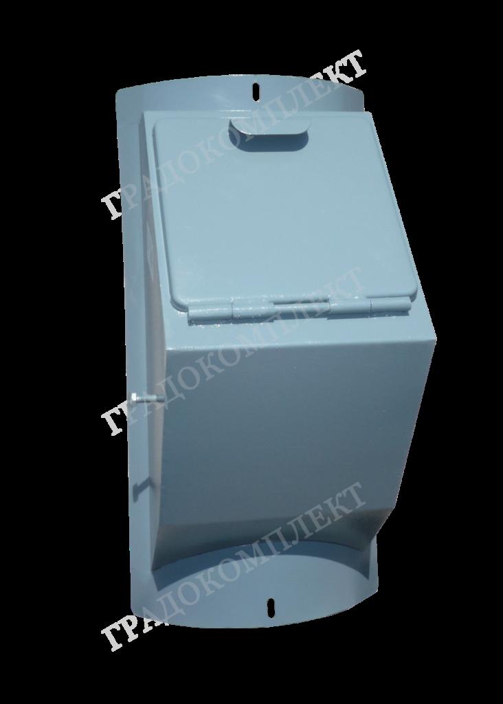 Клапан мусороствола загрузочный усиленный