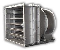 Агрегаты воздушно-отопительные