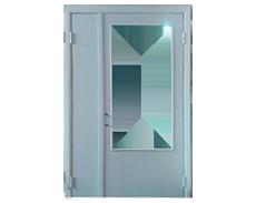 Двери тамбурные ГОСТ 24698-81