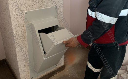 Сервисное обслуживание мусоропроводов