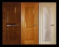 Двери мазонитовые