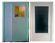 Строительные двери ГОСТ 6629-88 и ГОСТ 24698-81