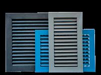 Вентиляционные решетки и диффузоры