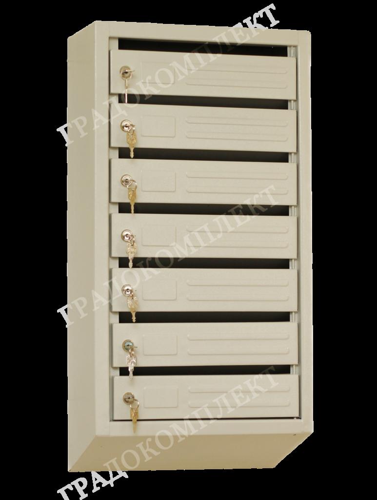 Ящик почтовый вертикальный ЯП